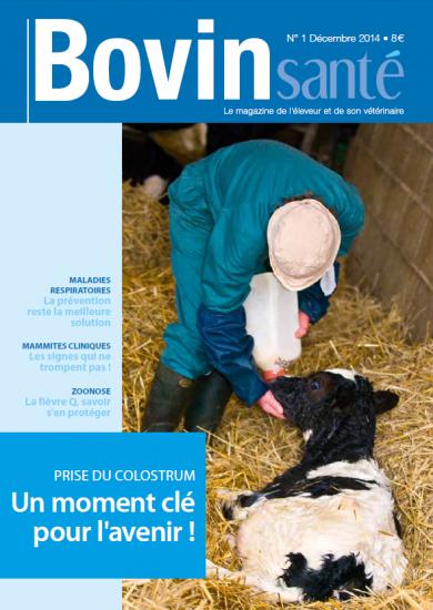 BOVIN SANTE N°1 - Décembre 2014